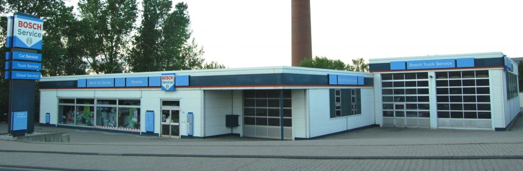 Bosch Derichs Gebäude